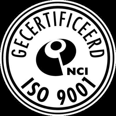 JoJo Tours is ISO 9001 gecertificeerd